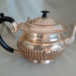 Sterling Silver Tea Pot