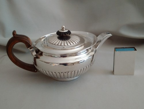 Small Sterling Silver Teapot
