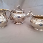 Early Victorian Tea Set